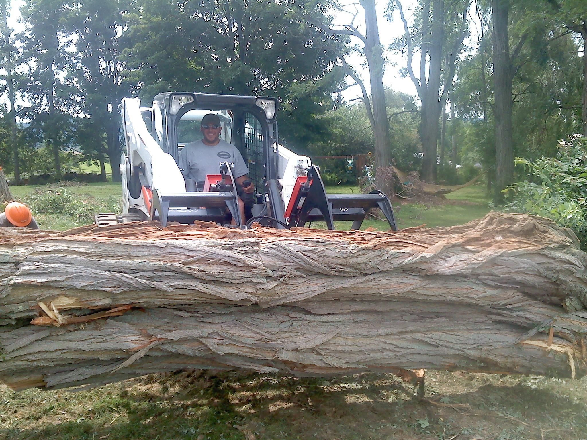 Grassmasters Landscaping Hauling Project