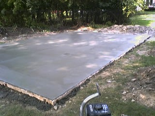 Grassmasters Landscaping Concrete Work Project 5