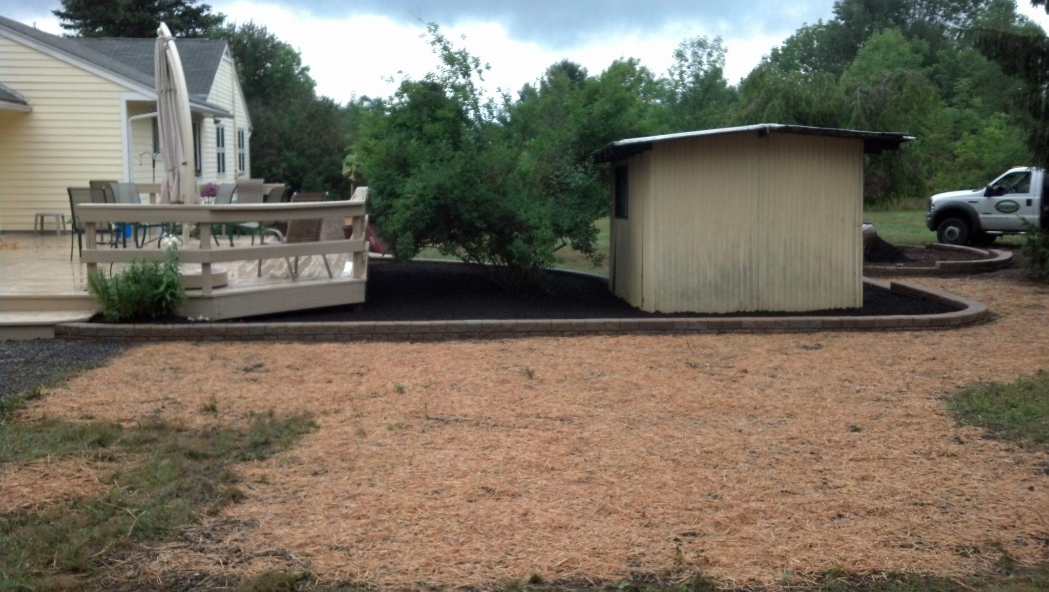 Grassmasters Landscaping New Lawn Installation