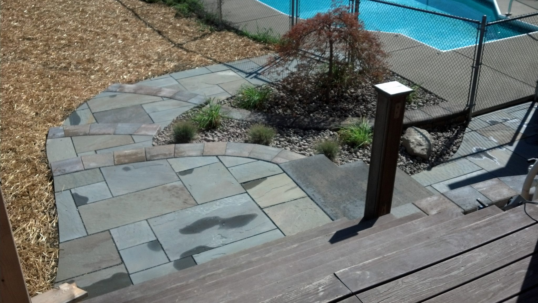 Grassmasters Landscaping Hardscaping Project