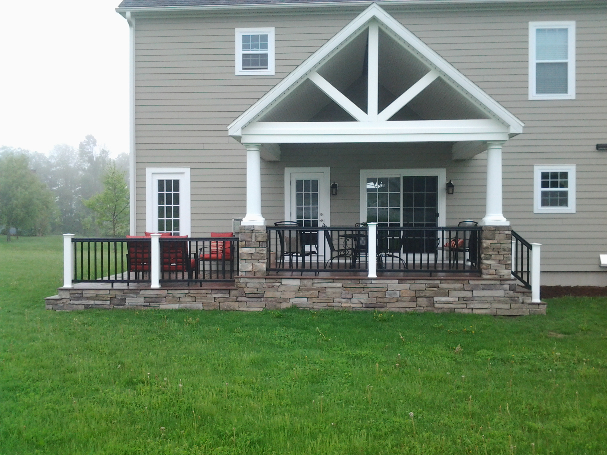 Grassmasters Landscaping Hardscaping Project 2