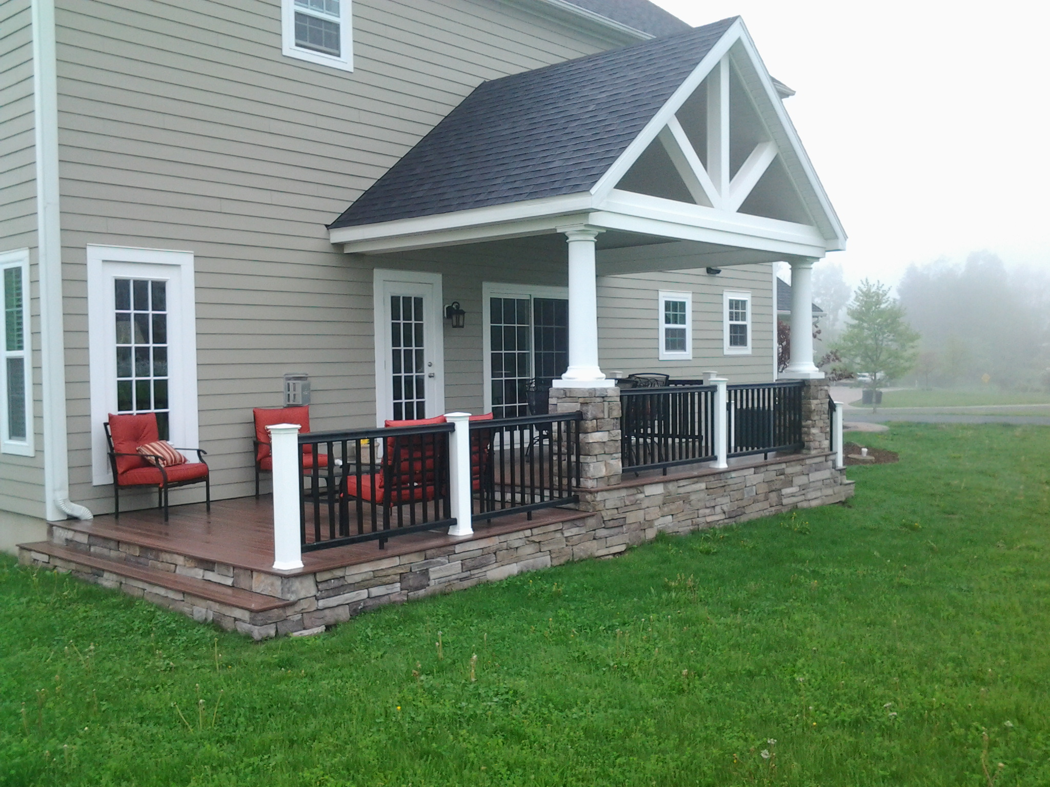 Grassmasters Landscaping Hardscaping Project 4