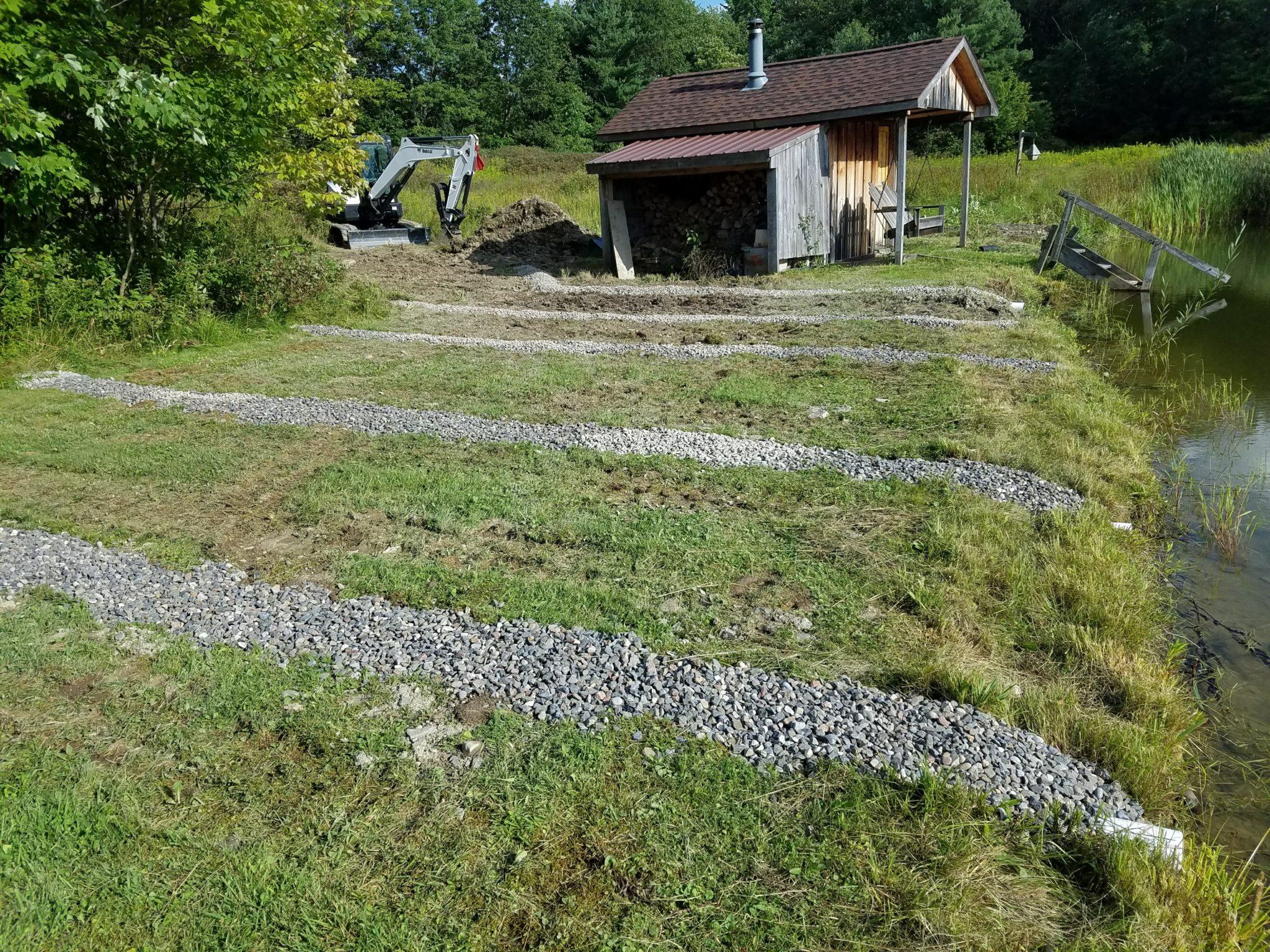 GrassMasters Landscaping Drainage