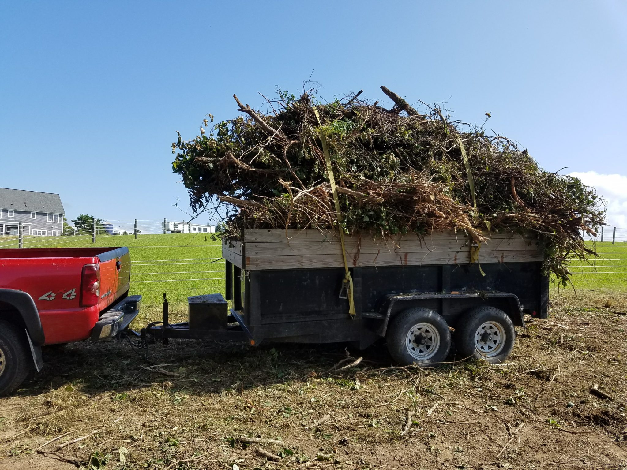 GrassMasters Landscaping Hauling