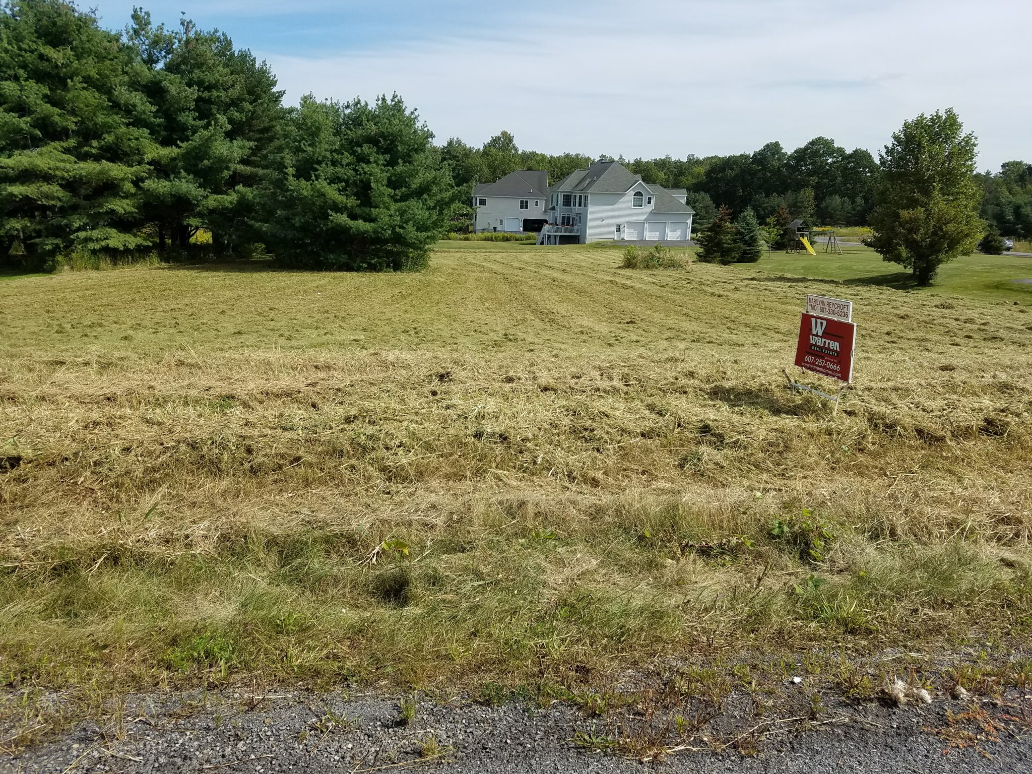 GrassMasters Landscaping Brush Hogging