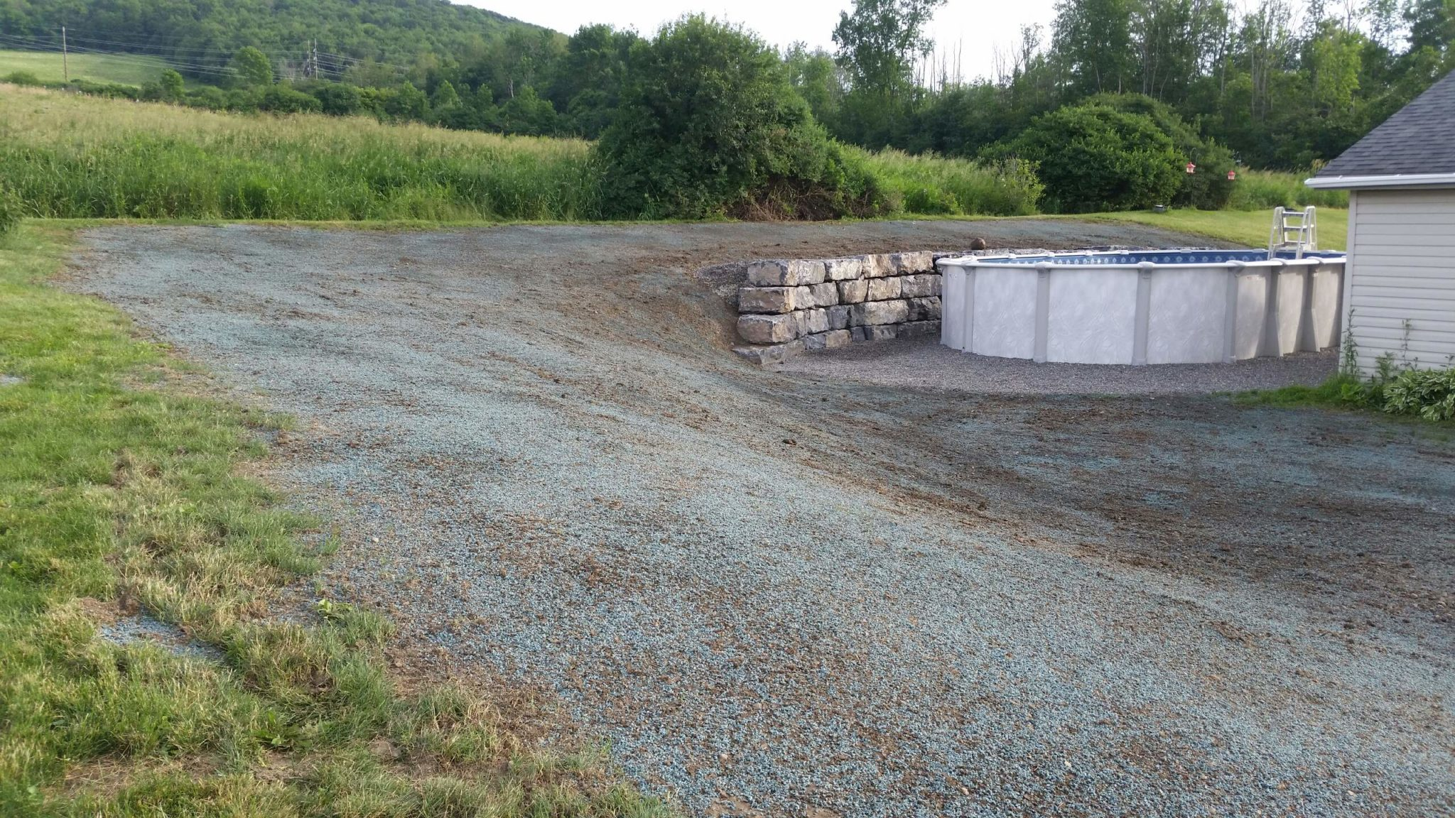 Grassmaster Landscaping New Lawn Installation Project