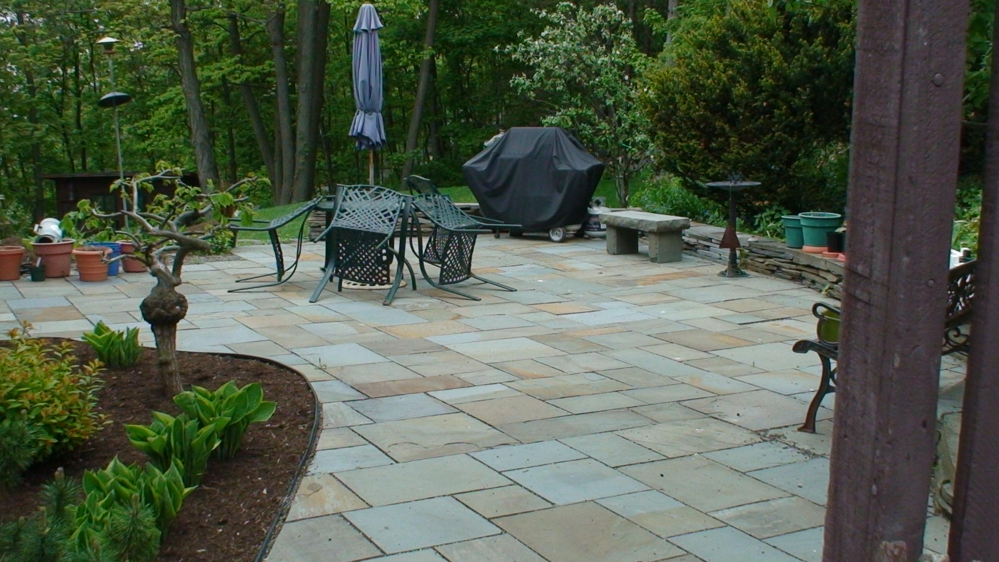 Grassmasters Landscaping Hardscaping Project 8