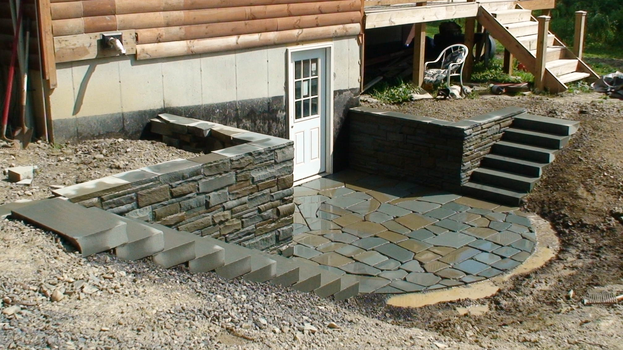 Grassmasters Landscaping Hardscaping Project 12