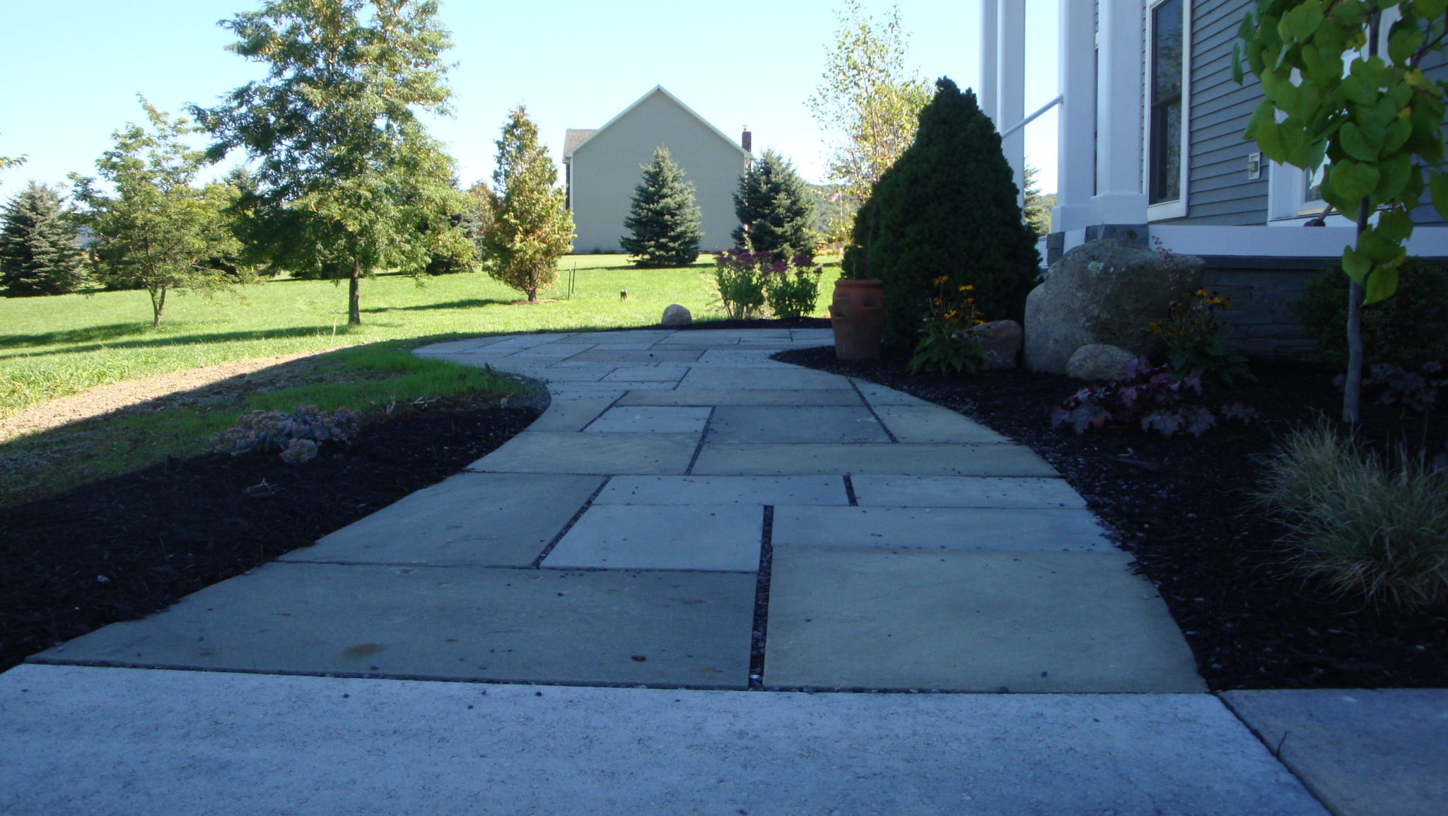 Grassmasters Landscaping Hardscaping Project 13