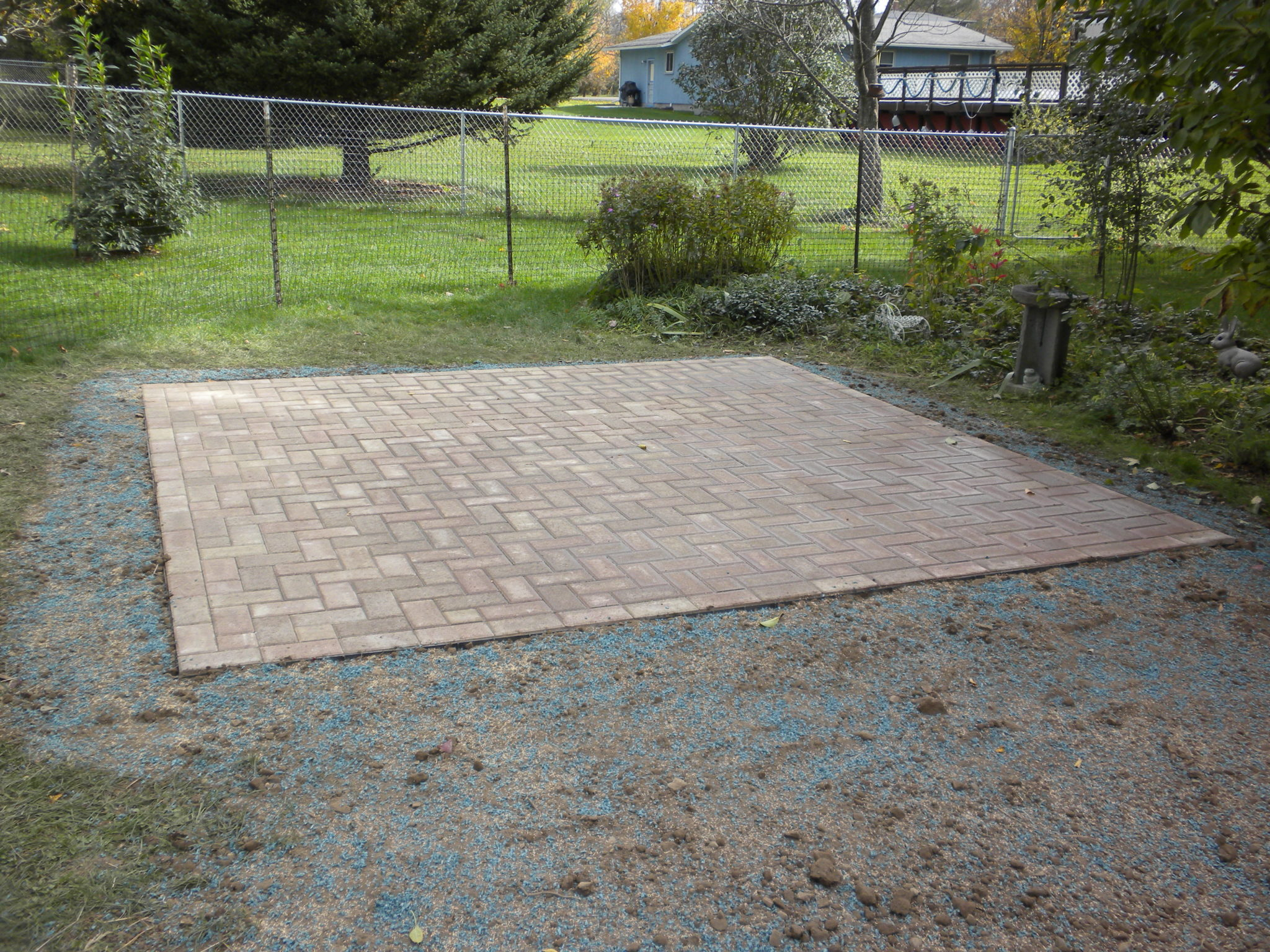 Grassmasters Landscaping Hardscaping Project 14