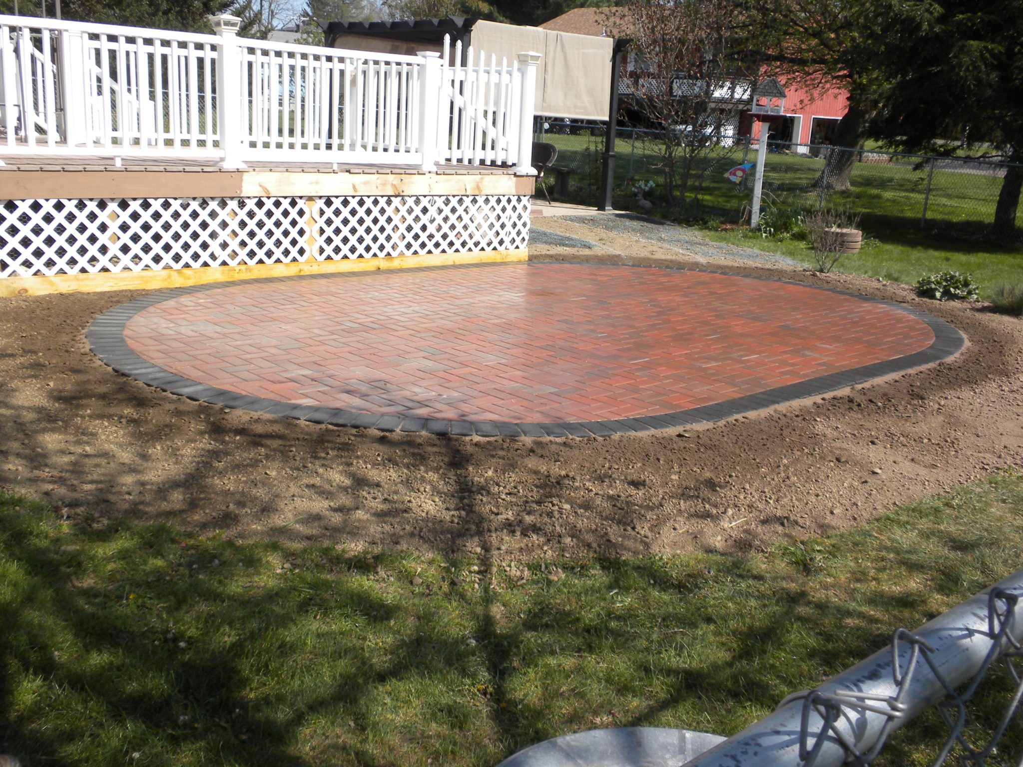 Grassmasters Landscaping Hardscaping Project 15