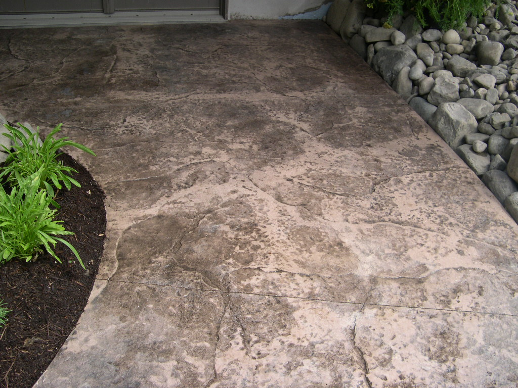 Grassmasters Landscaping Concrete Work Project 2
