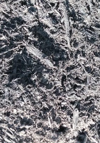 Black Diamond Mulch from GrassMasters Landscaping