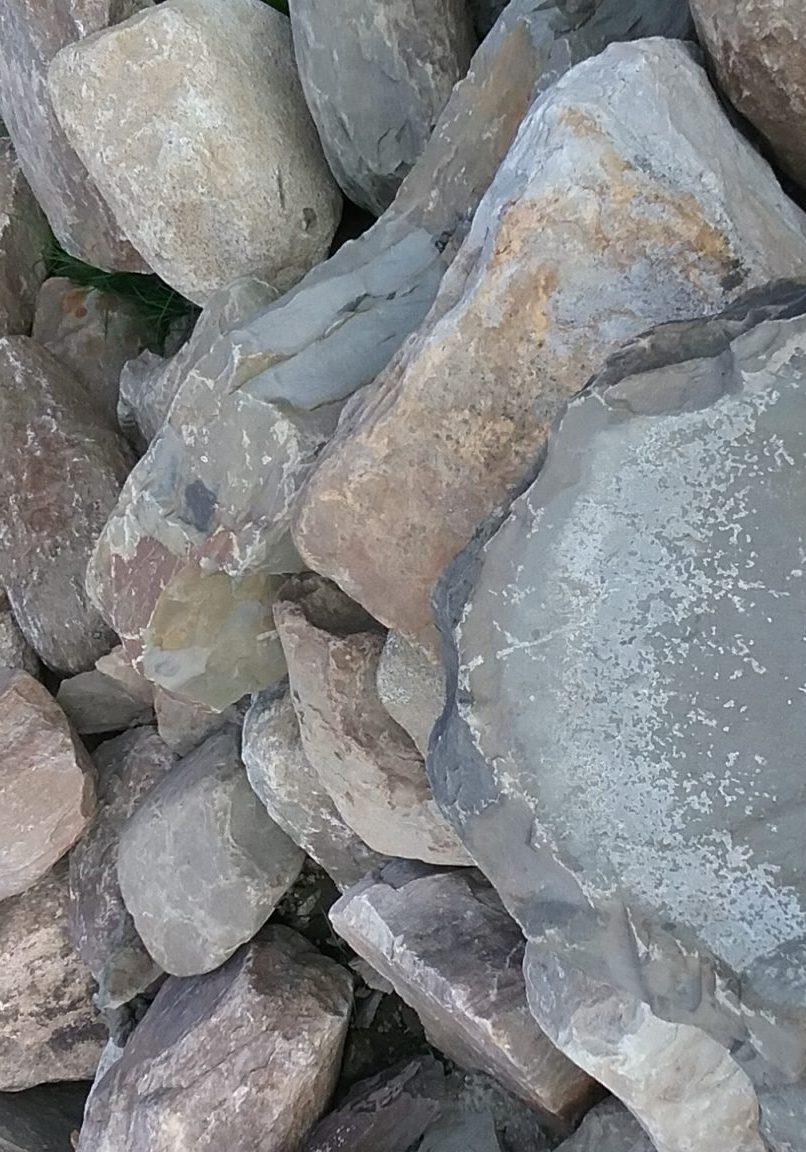 Landscape Accent Boulders (Medium) At GrassMasters Landscaping