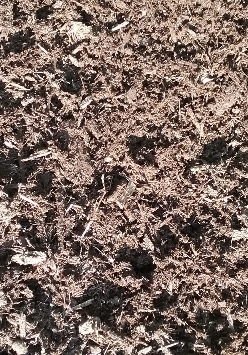 Saddle Brown Mulch GrassMasters Landscaping
